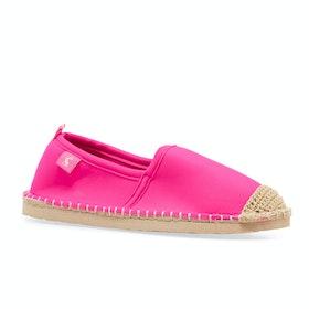 Chaussures Enfant Joules Jnr Ocean Flipadrille - Bright Pink