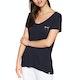 Animal Slouch Basic Womens Short Sleeve T-Shirt