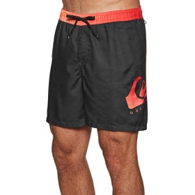 Quiksilver Critical 17in Boardshorts - Black