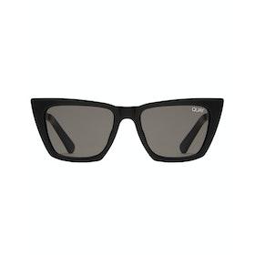 Quay Australia Don't @ Me Women's Sunglasses - Black Fade