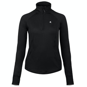 Horze Andie Technical Ladies Top - Black