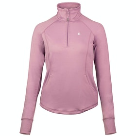 Horze Andie Technical Ladies Top - Dusky Orchid