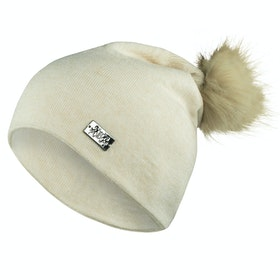 B Vertigo Linda Ladies Beanie - Whisper White