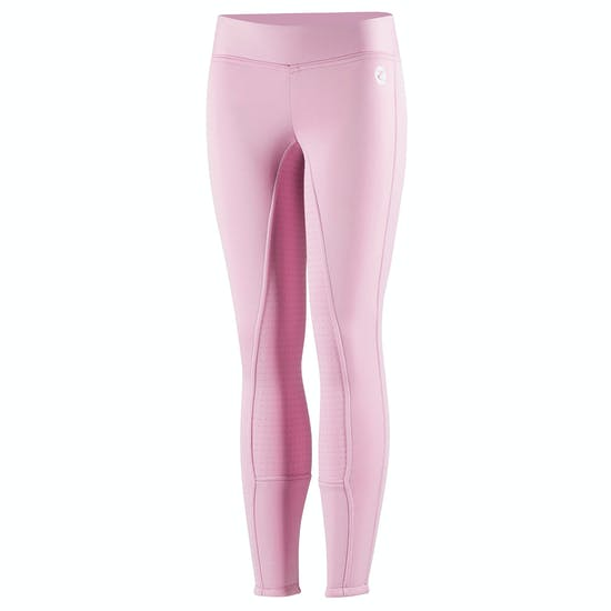 Riding Tights Horze Active Silicone Full Seat