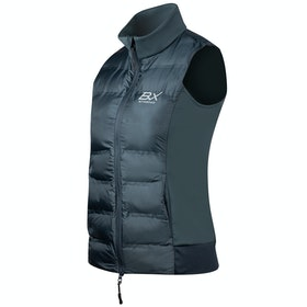 B Vertigo Larissa Light Padded Ladies Gilet - Dark Navy