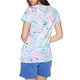 Joules Nessa Print Womens Short Sleeve T-Shirt