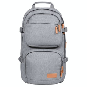Eastpak Hutson Laptop Backpack - Sunday Grey