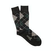 Corgi Argyle Socks