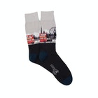 Corgi London City Scene Socks