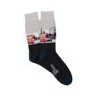 Corgi London City Scene Socks