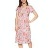 Joules Jude Dress - White Floral Meadow