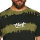 Huf High Tide Wash Short Sleeve T-Shirt