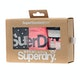 Calzones Mujer Superdry Super Standard Brief 3 Pack