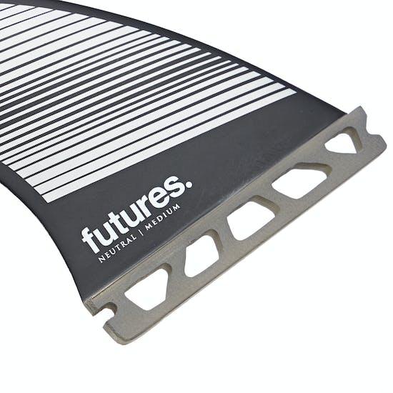 Futures F6 Legacy Series Quad Fin