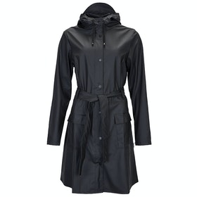 Rains Curve Damen Jacke - Black