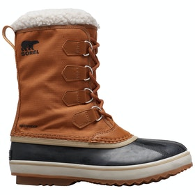 Sorel 1964 Pac Nylon Boots - Camel Brown Black