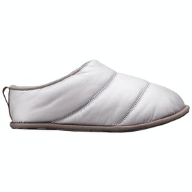Sorel Hadley Slippers - Pure Silver