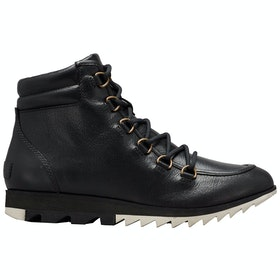 Sorel Harlow Lace Boots - Always-black