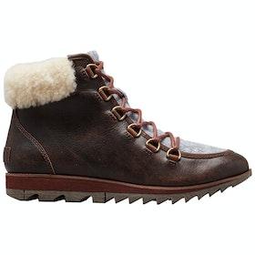 Sorel Harlow Lace Cozy Boots - Felt-burro