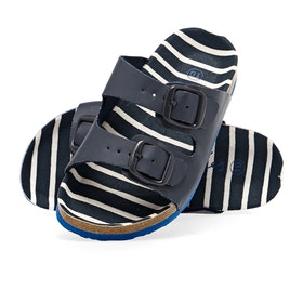 Joules Explorer Kids Sandals - French Navy