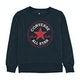 Converse Fleece Chuck Patch Crew Boys Sweater