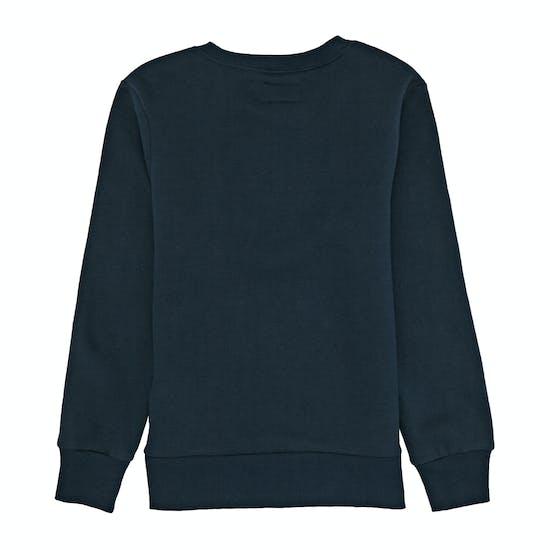 Converse Fleece Chuck Patch Crew Boys Sweater
