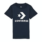Converse Stacked Wordmark Graphic Tee Boys Short Sleeve T-Shirt