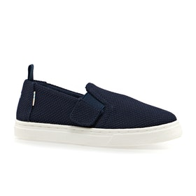 Chaussures Toms Luca - Tiny Navy Sport Knit