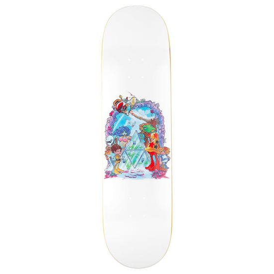 Huf Bode World 8.25in Skateboard Deck