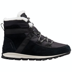 Sorel Whitney Flurry Boots - Black