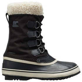 Sorel Winter Carnival Boots - Black, Stone