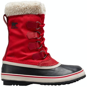 Sorel Winter Carnival Boots - Mountain Red