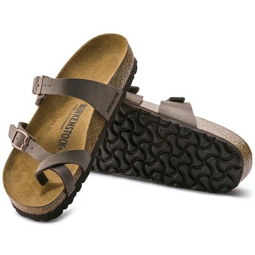 Birkenstock Mayari Birko Flor Nubuck Sandals
