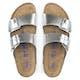 Sandálias Birkenstock Arizona Leather Soft Footbed Narrow