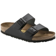 Birkenstock Arizona Smooth Nubuck Leather Sandals
