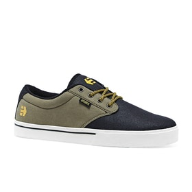Etnies Jameson 2 Eco Shoes - Black Olive