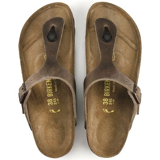 Sandálias Birkenstock Gizeh Oiled Leather