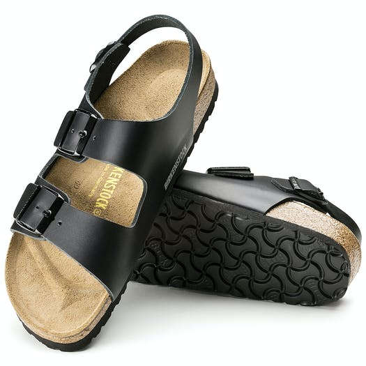 Sandalias Birkenstock Milano Natural Leather