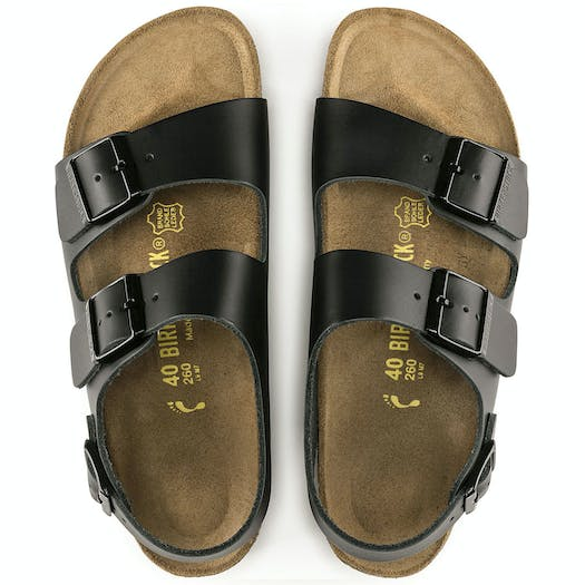 Sandales Birkenstock Milano Natural Leather