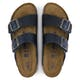 Birkenstock Arizona Oiled Leather Soft Footbed Sandalen