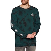 Volcom Deadly Stone Crew Sweater