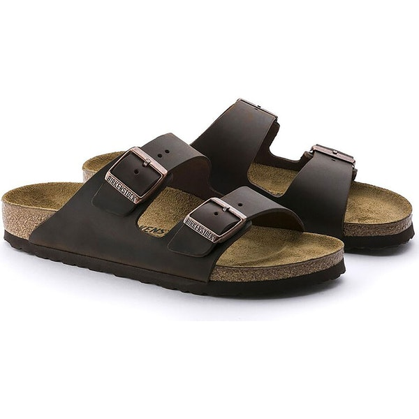 Birkenstock Arizona Oiled Leather Sandály