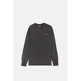 Han Kjobenhavn Casual L S T-Shirt - Dark Grey Logo