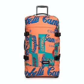 Eastpak Tranverz L Luggage - Aw Carrot