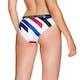 Calvin Klein Classic Stripe Womens Bikini Bottoms
