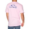 Huf Bode's World Short Sleeve T-Shirt - Pink