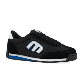 Chaussures Etnies Lo Cut II LS - Black Charcoal Blue