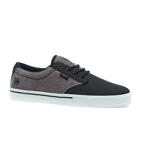 Chaussures Etnies Jameson 2 Eco - Navy Grey Gold