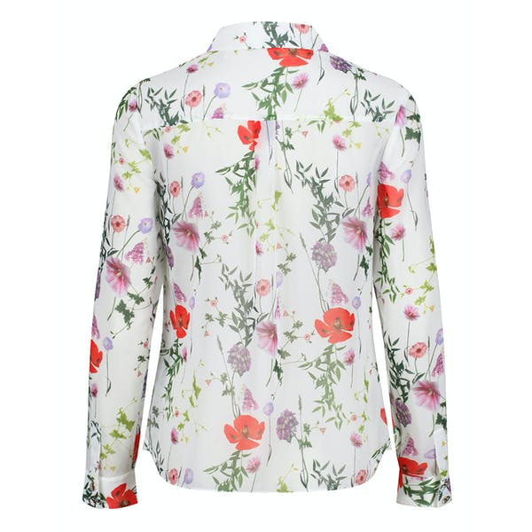 Ted Baker Shivany Hedgerow Printed Women's Shirt