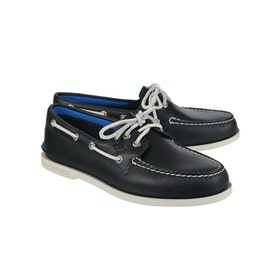 Dress Shoes Sperry A/o 2 Eye Plush Washable - Navy